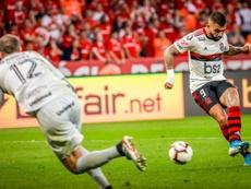 Flamengo, a semifinales. EFE