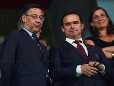 Informan de la relación del Barcelona con una empresa que ataca a ex jugadores. EFE