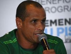 L'ex brasiliano del Barcellona Rivaldo. EFE