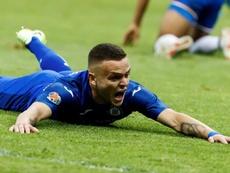 Cruz Azul, campeón de la Leagues Cup. EFE
