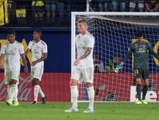 Bale hizo un doblete, pero solo sirvió para empatar. EFE
