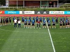 La Selección Española se concentrará antes de la Eurocopa en Las Rozas. EFE