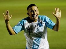 Guatemala regresa a lo grande tras tres años de sanción: ¡10-0! EFE/Esteban Biba