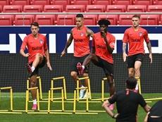 El Arsenal no tira la toalla por Thomas. EFE