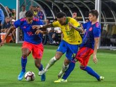 Brasil cambia de hogar para el debut en el camino al Mundial. EFE