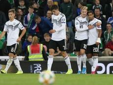 La réforme de l'UEFA pour repêcher l'Allemagne en Ligue des Nations. EFE