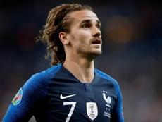 Francia ganó con facilidad a Andorra. EFE