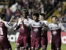 Deportivo Saprissa se planta en semifinales. EFE
