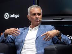 Sitúan a Mourinho en la órbita del Madrid. EFE