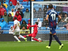 Casemiro no tiene recambio en el Real Madrid. EFE