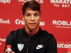 Óliver responde (con sinceridad): ¿es el niño mimado de Lopetegui? EFE/ José Manuel Vidal