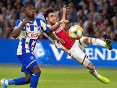 Tagliafico vuelve a la agenda del Atlético. EFE