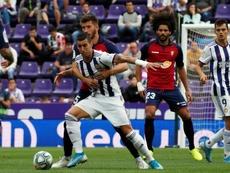 El Valladolid espera poder volver a ganar en casa. EFE