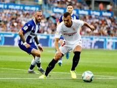 Jordan rêve de la sélection espagnole. EFE/David Aguilar