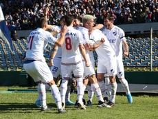 El 'Clásico' marca la jornada 12 del Clausura Uruguayo. EFE/Archivo