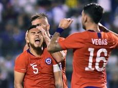 Chile necesita un segundo rival para la fecha FIFA. EFE