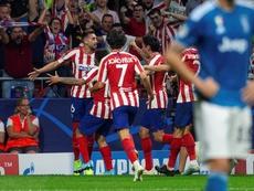 Atletico Madrid-Juventus 2-2: Savic ed Herrera 'rimontano' Cuadrado e Matuidi