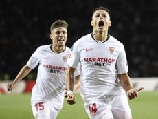 El Sevilla está intratable. EFE