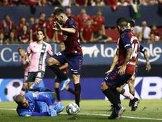 LaLiga retrasa dos partidos de la Jornada 35. EFE