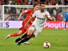 El 'Mudo' sumó su quinto gol en la presente campaña. EFE/Archivo