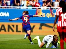 El Barça se pone serio. EFE