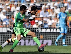 Leganés y Valencia miden fuerzas por tres puntos clave. EFE