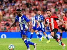 El Athletic se enfrentará al Tenerife en Copa. EFE