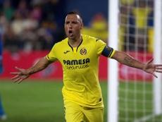 Cazorla sigue haciendo historia en el Villarreal. EFE