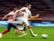 Les options du Real Madrid pour régler le cas Bale. EFE
