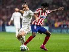 Sin Thomas no hay Atlético. EFE
