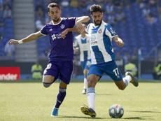 El Valladolid no hará fichajes salvo sorpresa. EFE