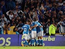 Millonarios se juega la plaza para la Libertadores 2020. EFE