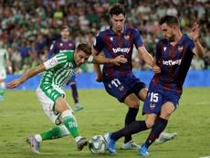 El 'hat trick' ante el Athletic catapulta a Joaquín. EFE