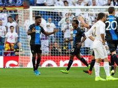 O Leicester quer Emmanuel Dennis. EFE/Rodrigo Jiménez