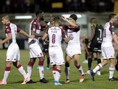 Deportivo Saprissa es líder destacado. EFE/Bienvenido Velasco