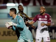 Saprissa no pasó del empate sin goles ante Universitarios esta jornada. EFE/Archivo