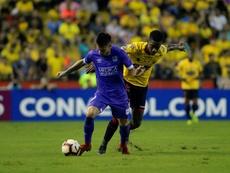 Ecuador cerró el telón al fútbol por los conflictos. EFE