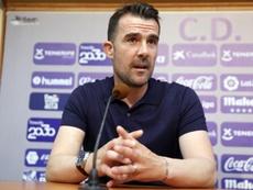 López Garai reconoció que el Mallorca mereció algo más. EFE