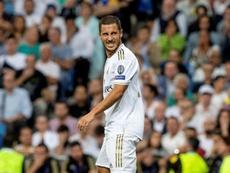 Hazard ganha o quarto filho e vira desfalque. EFE/ Rodrigo Jiménez