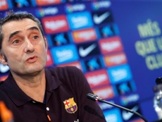 Valvered did not want a change in venue for 'El Clasico'. EFE/Toni Albir