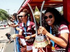 Definido calendário de 2020 para o futebol feminino no Brasil. EFE/ Sebastiao Moreira