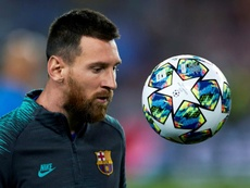 Messi parle du Barça, de CR7, Ney... EFE