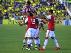 Paraguay mejoró su imagen. EFE