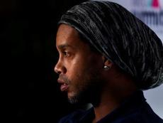 Ronaldinho deberá explicar su vínculo con una empresa de pirámide financiera. EFE