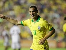 Antony foi vendido ao Ajax por 16 milhões de euros. EFE/Diego Nigro