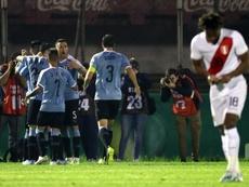 Uruguay, favorita a la Copa América. EFE/Raúl Martínez