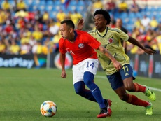 Guinea mide la mala racha de Chile. EFE/Manuel Lorenzo
