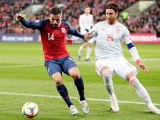 A Oslo vince l'equilibro tra Norvegia e Spagna. EFE