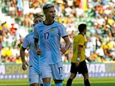 Próximos partidos de la Selección Argentina de fútbol. EFE