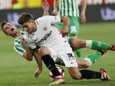 Carriço no llegó a un acuerdo para seguir en el Sevilla. EFE